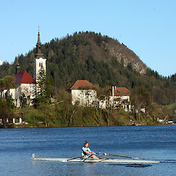 20080420: Rowing - Prvomajska regata Bled