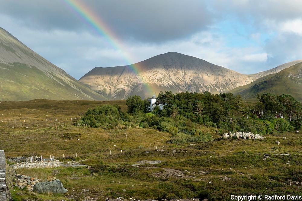 Rainbow, Isle of Skye, Scotland