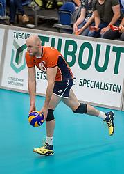 23-09-2016 NED: EK Kwalificatie Nederland - Oostenrijk, Koog aan de Zaan<br /> Nederland wint met 3-0 van Oostenrijk / Jasper Diefenbach #6