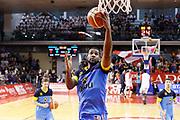 Milbourne Landon, GRISSIN BON REGGIO EMILIA vs VANOLI CREMONA, Campionato Lega Basket Serie A 2017/2018, recupero 23° giornata, PalaBigi Reggio Emilia 18 aprile 2018 - FOTO Bertani/Ciamillo