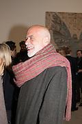 FRANCESCO CLEMENTE, Mandala for Crusoe, Exhibition of work by Francesco Clemente. Blain/Southern. Hanover Sq. London. 29 November 2012
