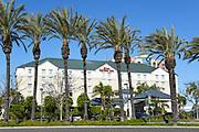 Hilton Garden Inn on Harbor Boulevard, in the Anaheim Resort Area Near Disneyland