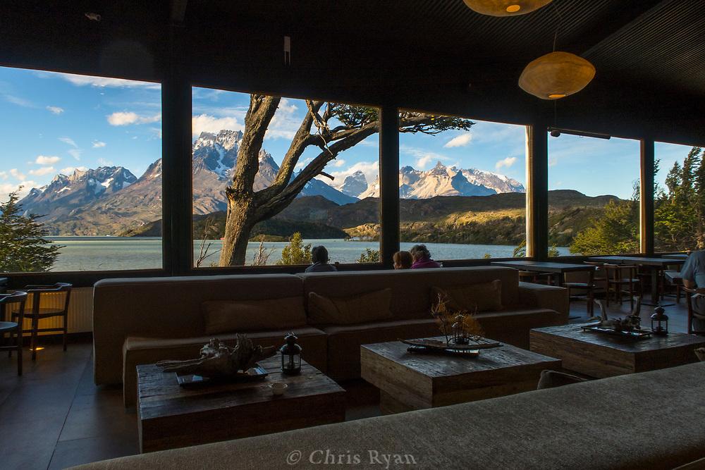 Hotel Lago Grey, Patagonia