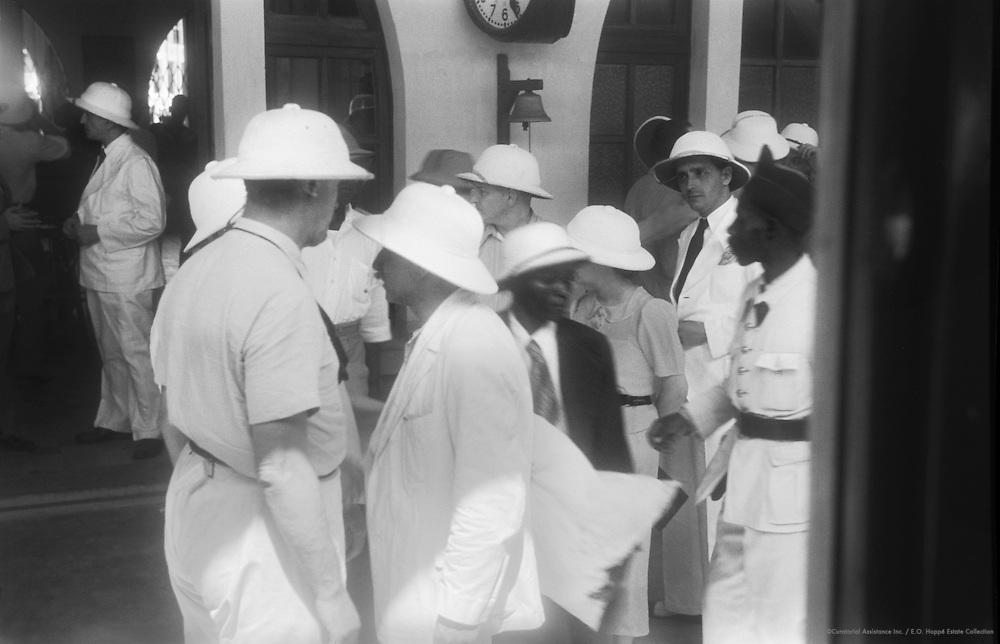 Nigeria, Africa, 1937