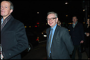 MICHAEL GOVE, Conservative Party Black and White Ball fundraiser 2015, Grosvenor House. Park Lane, London. 9 February 2015