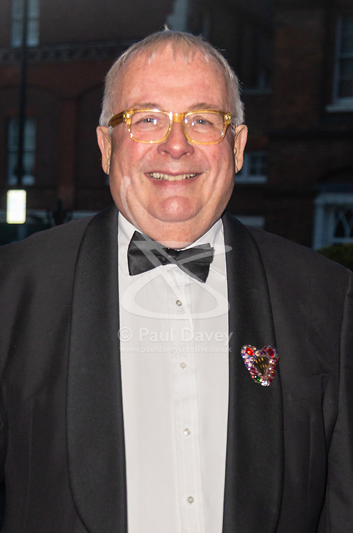 Christopher Biggins arrives at the Daily Mail Health Heroes Awards at the Marriot Grosvenor Square in Mayfair, London. London, September 10 2018.