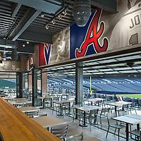 Atlanta Braves Chop House Restaurant 01 - Atlanta, GA