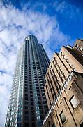 Us Bank Tower Skyscraper Los Angeles California