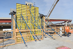 Boathouse at Canal Dock Phase II | State Project #92-570/92-674 Construction Progress Photo Documentation No. 08 on 21 February 2017. Image No. 18