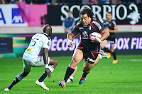 Census JOHNSTON - 24.04.2015 - Stade Francais / Stade Toulousain - 23eme journee de Top 14<br />