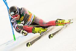 March 9, 2019 - Kranjska Gora, Kranjska Gora, Slovenia - Tomoya Ishii of Japan in action during Audi FIS Ski World Cup Vitranc on March 8, 2019 in Kranjska Gora, Slovenia. (Credit Image: © Rok Rakun/Pacific Press via ZUMA Wire)
