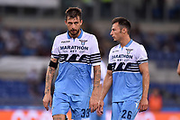 Francesco Acerbi e Stefan Radu Lazio<br /> Roma 02-09-2018 Stadio Olimpico Calcio Serie A 2018/2019 Lazio - Frosinone<br /> Foto Antonietta Baldassarre/ Insidefoto