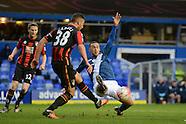Birmingham City v Bournemouth 090116