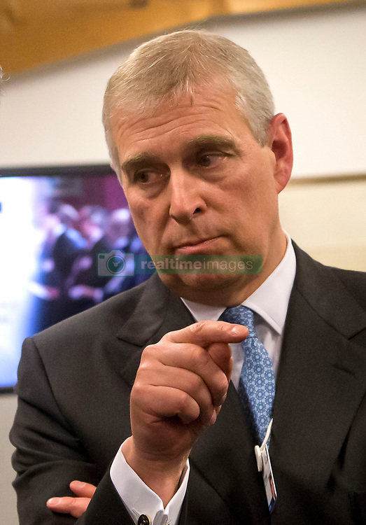 """File photo dated 22/1/2015 of the Duke of York who announced he would step down from public duties for the """"foreseeable future"""". A US lawyer representing some of Jeffrey Epstein's alleged victims has raised the possibility of questioning the Duke of York under oath over his relationship with the disgraced financier."""