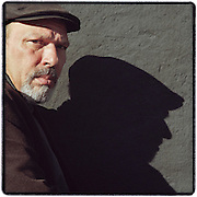 Seattle playwright August Wilson, who died in ????.FOR PHOTOGRAPHER PORTFOLIO GALLERY