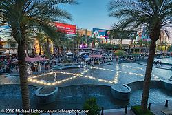 Westgate Mall's weekly bike night during Arizona Bike Week 2014. USA. Wednesday, April 3, 2014.  Photography ©2014 Michael Lichter.