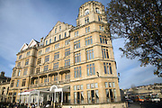 Empire hotel building, Bath, England