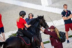 Skodborg Merrald Nanna, DEN, Zack<br /> Olympic Games Tokyo 2021<br /> © Hippo Foto - Dirk Caremans<br /> 21/07/2021