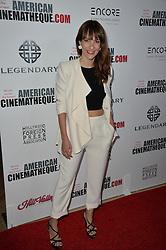 Paula Ortiz bei der 30th Annual American Cinematheque Awards Gala in Beverly Hills / 141016