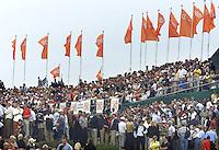 Drukte tijdens Dutch Open 2000 op Noordwijk
