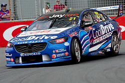 October 19, 2018 - Gold Coast, QLD, U.S. - GOLD COAST, QLD - OCTOBER 19: Dale Wood in the Team CoolDrive Holden Commodore during Friday practice at The 2018 Vodafone Supercar Gold Coast 600 in Queensland on October 19, 2018. (Photo by Speed Media/Icon Sportswire) (Credit Image: © Speed Media/Icon SMI via ZUMA Press)
