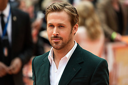 © Licensed to London News Pictures. 19/05/2016.  RYAN GOSLING attends The Nice Guys UK film premiere. London, UK. Photo credit: Ray Tang/LNP