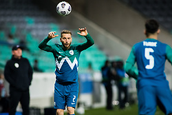 Nejc Skubic of Slovenia during friendly match between national teens of Slovenia and San Marino, October 7, 2020 in Stadium Stozice, Ljubljana, Slovenia. Photo by Grega Valancic / Sportida