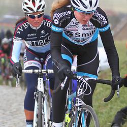 Sportfoto archief 2013<br /> Omloop Het Nieuwsblad Paterberg Anna van de Breggen