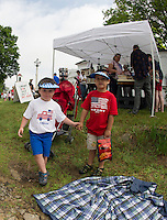Gilmanton 4th of July parade.   (Karen Bobotas/for the Laconia Daily Sun)