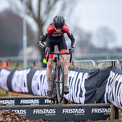 12-01-2020: Wielrennen: NK Veldrijden: Rucphen<br />Tibor del Grosso