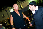 Evil TNT & his manager, Gigolo Joe