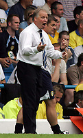 Photo: Paul Thomas.<br /> Leeds United v Norwich City. Coca Cola Championship.<br /> 05/08/2006.<br /> <br /> Kevin Blackwell, Leeds manager.