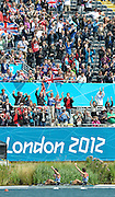 Eton Dorney, Windsor, Great Britain,..2012 London Olympic Regatta, Dorney Lake. Eton Rowing Centre, Berkshire.  Dorney Lake.  ...13:07:18  Saturday  04/08/2012 [Mandatory Credit: Peter Spurrier/Intersport Images]
