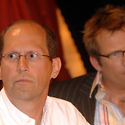 NLD/Aalsmeer/20070601 - Uitzending van de BNN grote  Donorschow, Paul Römer en Patrick Lodiers