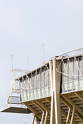 """Centro de Tecnificación Nacional de Gimnasia """"Pedro Ferrandiz"""". Alicante. Miralles y Pinos Architects"""