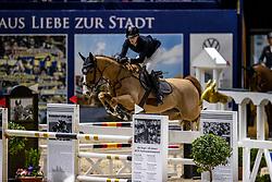DE BOER Stephi (GER), Facebook<br /> Grand Prix von Volkswagen<br /> Int. jumping competition over two rounds (1.55 m) - CSI3*<br /> Comp. counts for the LONGINES Rankings<br /> Braunschweig - Classico 2020<br /> 08. März 2020<br /> © www.sportfotos-lafrentz.de/Stefan Lafrentz