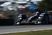 September 30-October 1, 2011: Petit Le Mans. 26 Franck Mailleux; Lucas Ordonez; Jean-Karl Vernay, Oreca 03 Nissan, Signatech Nissan