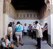 MAROC, Marrakesh: Palais Bahia Morocco