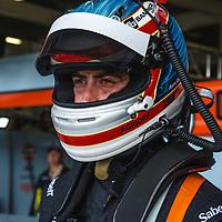 Alex Davison, #86 Gulf Racing at Silverstone 6h, 19/08/18
