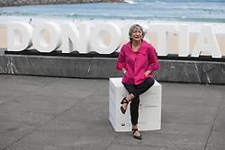 26.09.2015, Madrid, San Sebastian, ESP, San Sebastian International Film Festival, im Bild Spanish actress Luisa Gavasa poses during `La novia´ (The Bride) film presentation // at 63rd Donostia Zinemaldia, San Sebastian International Film Festival in Madrid in San Sebastian, Spain on 2015/09/26. EXPA Pictures © 2015, PhotoCredit: EXPA/ Alterphotos/ Victor Blanco<br /> <br /> *****ATTENTION - OUT of ESP, SUI*****