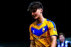 James Clarke of Mansfield Town - Mandatory by-line: Ryan Crockett/JMP - 04/01/2020 - FOOTBALL - One Call Stadium - Mansfield, England - Mansfield Town v Grimsby Town - Sky Bet League Two