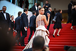 Natasha Poly attends the screening of Oh Mercy! (Roubaix, une Lumiere) during the 72nd annual Cannes Film Festival on May 22, 2019 in Cannes, France. Photo by Shootpix/ABACAPRESS.COM