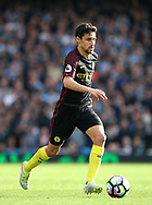 Manchester City's Jesus Navas in action during the Premier League match at the Emirates Stadium, London. Picture date: April 2nd, 2017. Pic credit should read: David Klein/Sportimage