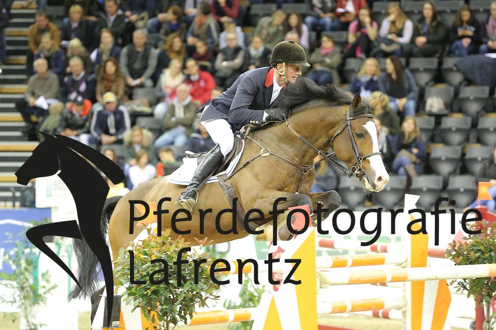 Janßen, Matthias Le Quidam<br /> Oldenburg - Oldenburger Pferdetage 2013<br /> Internationales Springen<br /> © www.sportfotos-lafrentz.de / Stefan Lafrentz