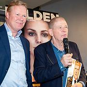 NLD/Amsterdam/201905229 - 10-jarig jubileum van Helden, Frits Barend en Ronald Koeman