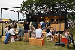 Latitude Festival 2017, Henham Park, Suffolk, UK. Torres, Spanish wine bar