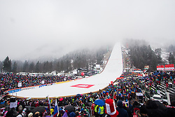 View on the hill during the Ski Flying Individual Competition at Day 4 of FIS World Cup Ski Jumping Final, on March 22, 2015 in Planica, Slovenia. Photo by Ziga Zupan / Sportida
