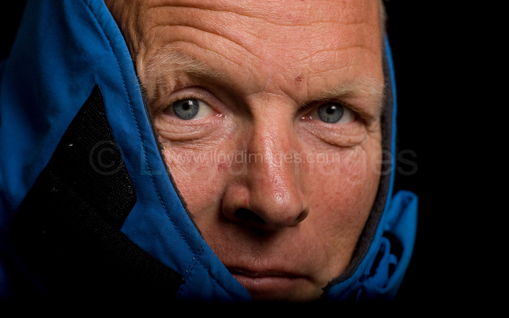 """Portaits of Mike Golding skipper of 'Ecover' as he prepares for the Vendee Globe start in November 2008...Vendee globe veteran Mike is about to embark on his third vendee globe race from Les Sables d?Olonne...All pictures must be credited """"Lloyd Images"""""""