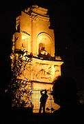Create silhouettes!!! <br /> <br /> Filopappou Hill Monument.