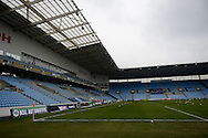 The Ricoh Arena during the Sky Bet League 1 match between Coventry City and Bury at the Ricoh Arena, Coventry, England on 13 February 2016. Photo by Dennis Goodwin.